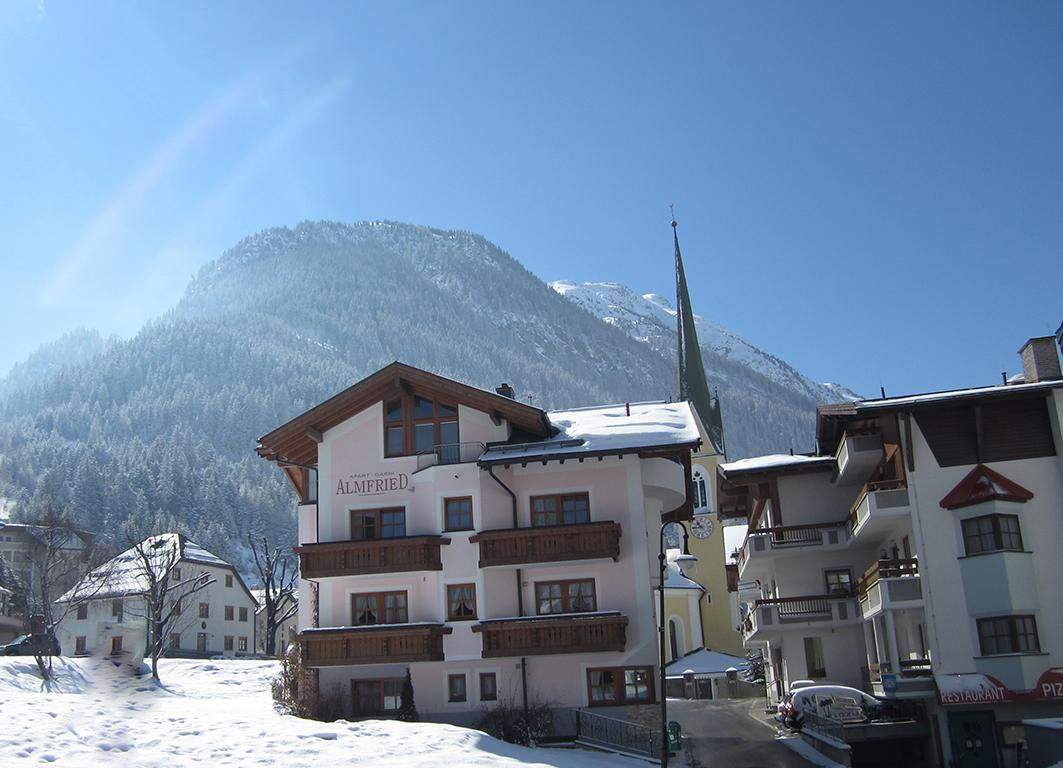 Appartement Ischgl - Appartement Garni Almfried