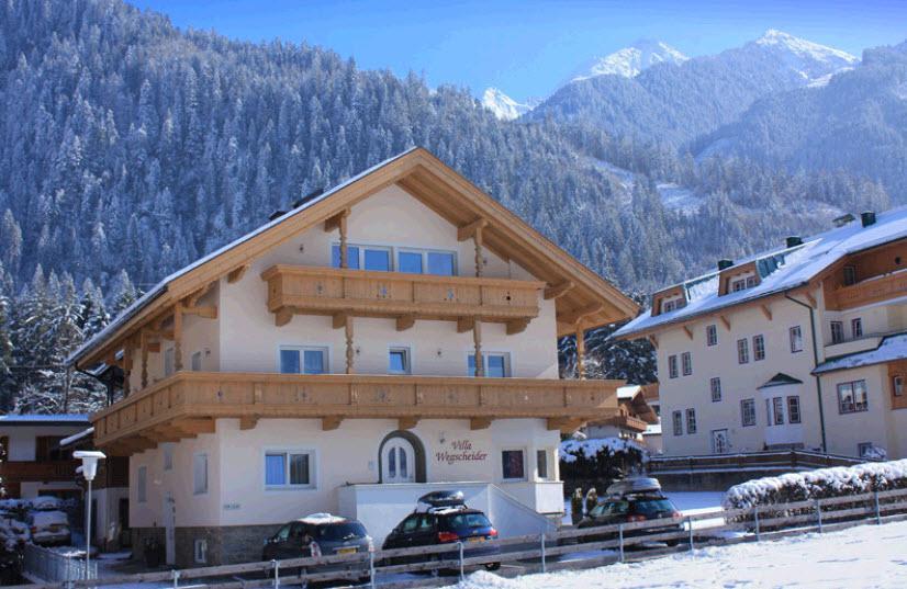 Busreis Mayrhofen - Wegscheider