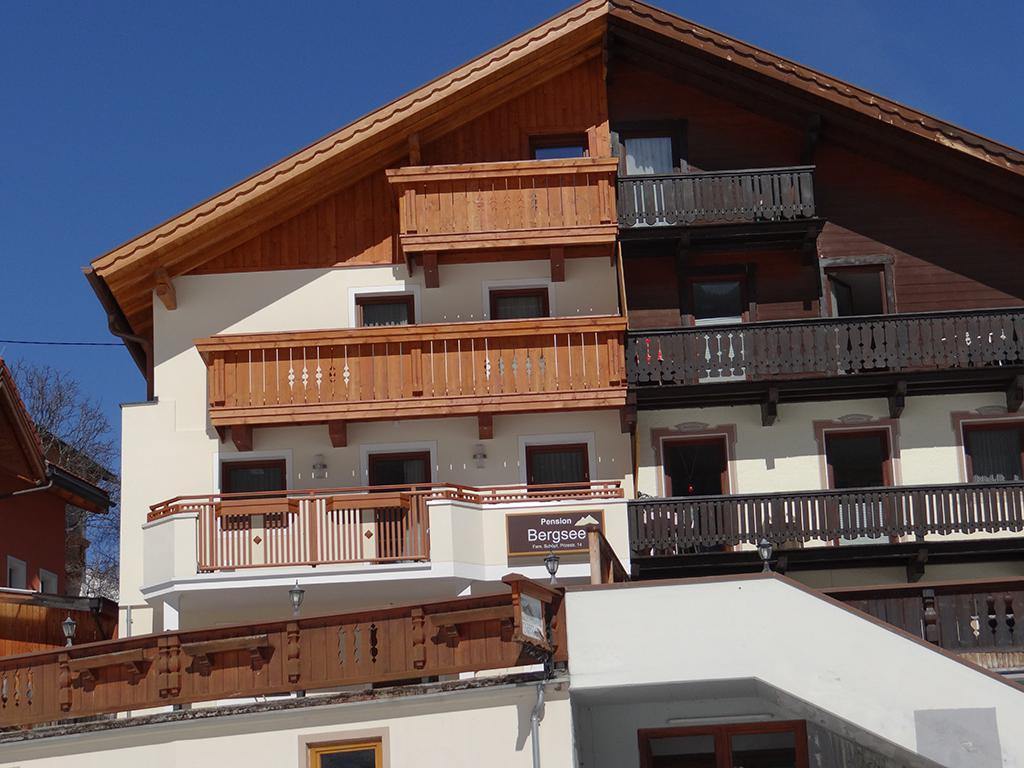 Pension Solden - Pension Bergsee
