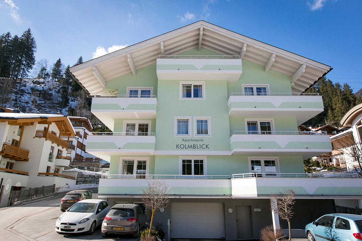 Appartement Gerlos - Appartement Kolmblick