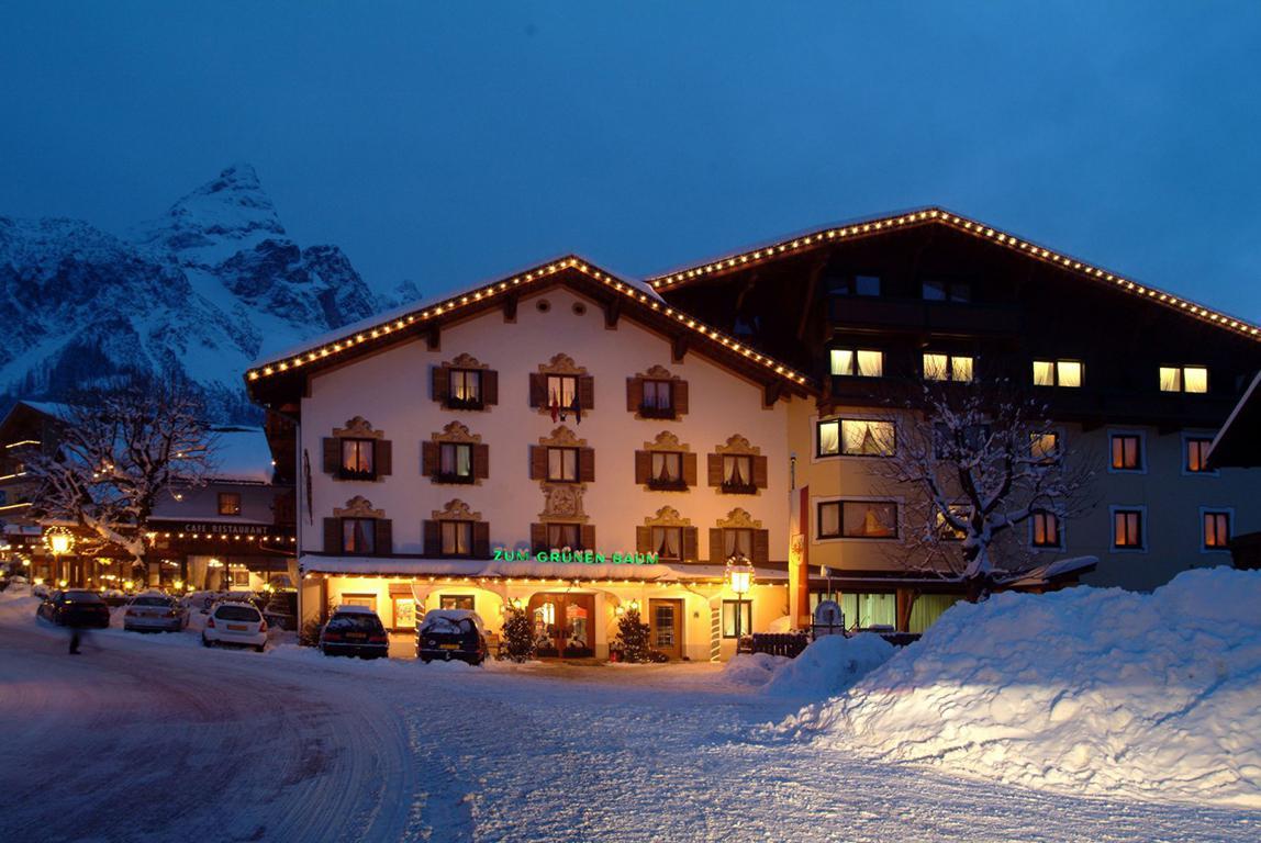 Hotel Gruner Baum Ehrwald