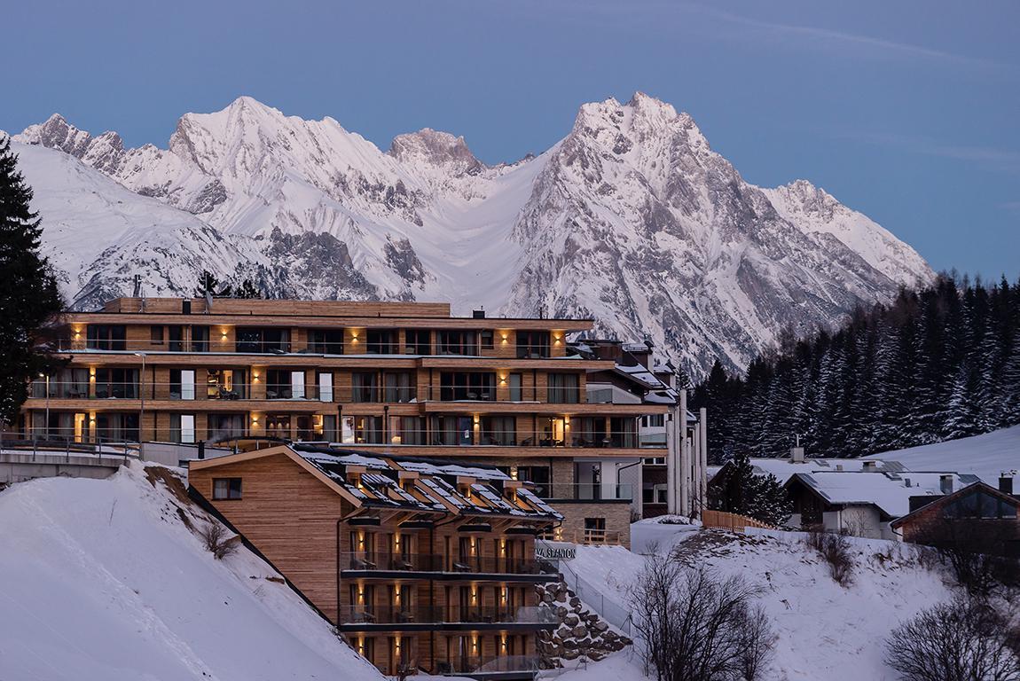 Chalet st Anton am Arlberg - Vaya Resort St. Anton