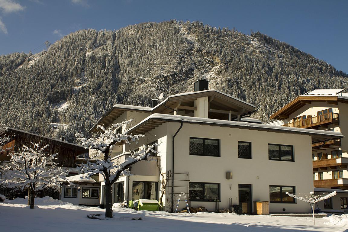 Busreis Mayrhofen - Partoll