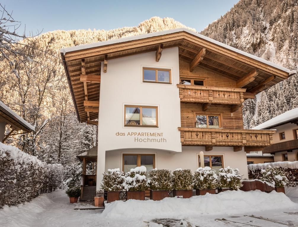 Appartement Mayrhofen - Hochmuth