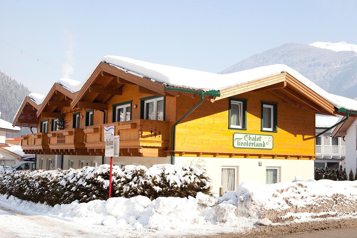 Chalet Mayrhofen - Chalet Tirolerland