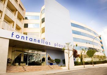App. Fontanellas Playa