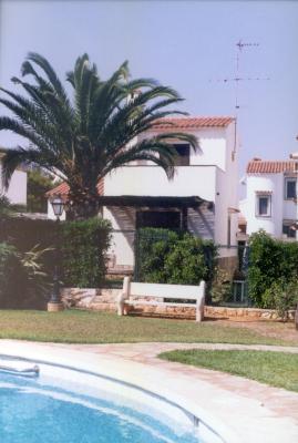 Villa's Montaña Montgo  - inclusief huurauto