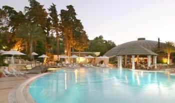 Hotel en App. Rodos Palace - garden suites en kamers