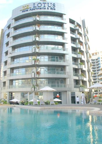Lotus Marina Apartments & Spa