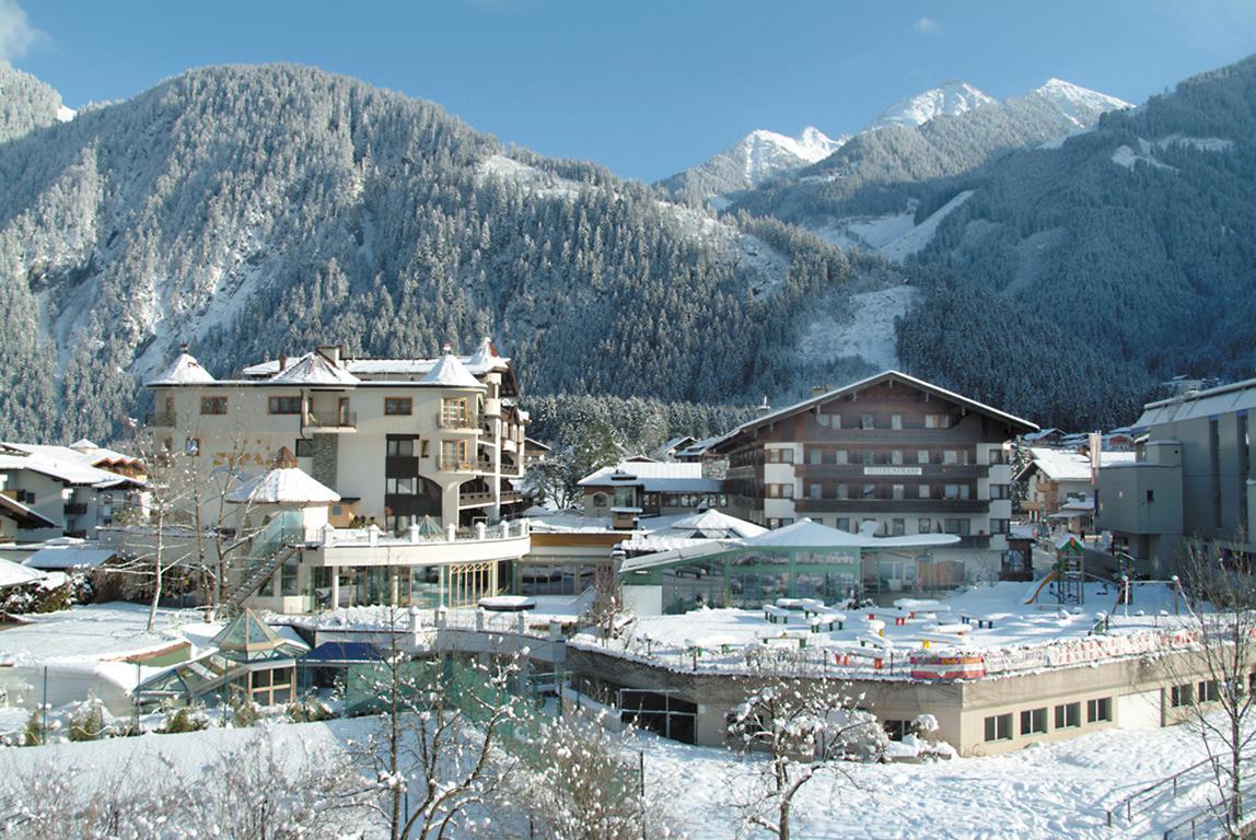 Oostenrijk, Zillertal, Mayrhofen