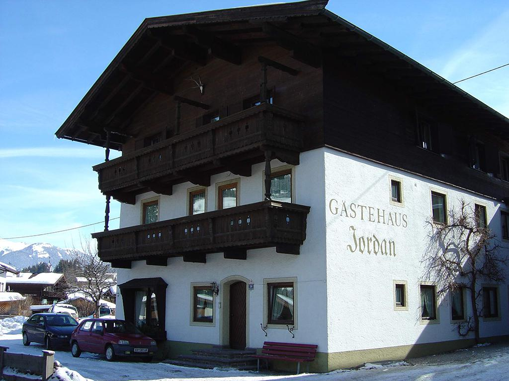 Pension-Gästehaus Jordan