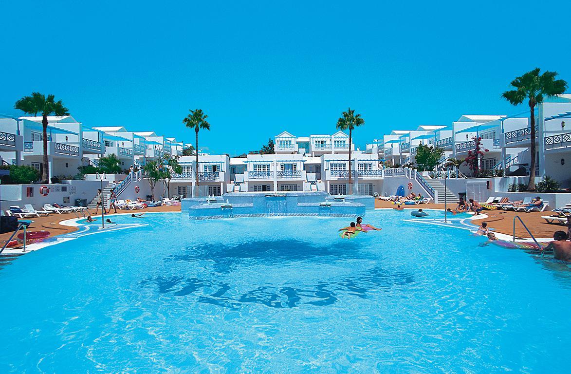 Vakantie Appartementen Atlantis-Las Lomas in Puerto del Carmen (Lanzarote, Spanje)