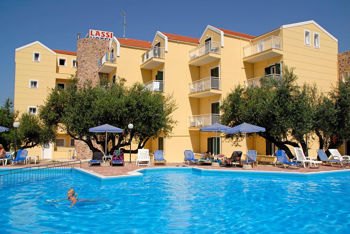 Griekenland - Hotel Lassi