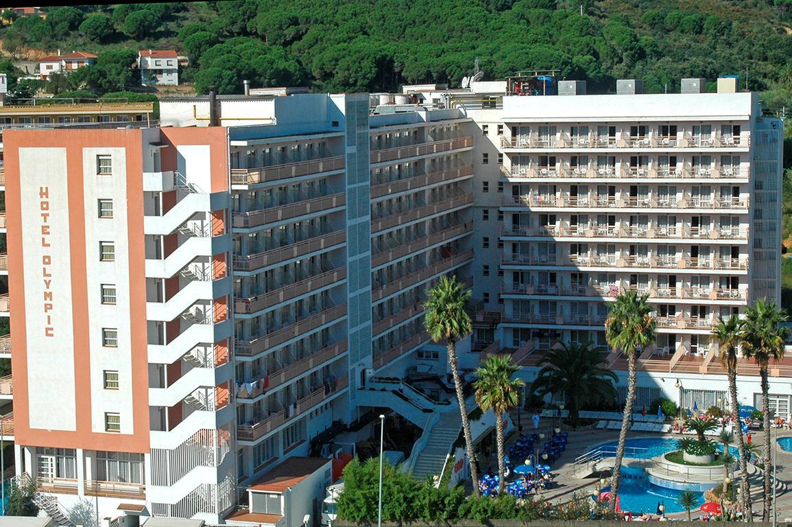 Vakantie Hotel H-TOP Olympic in Calella (Costa Brava, Spanje)