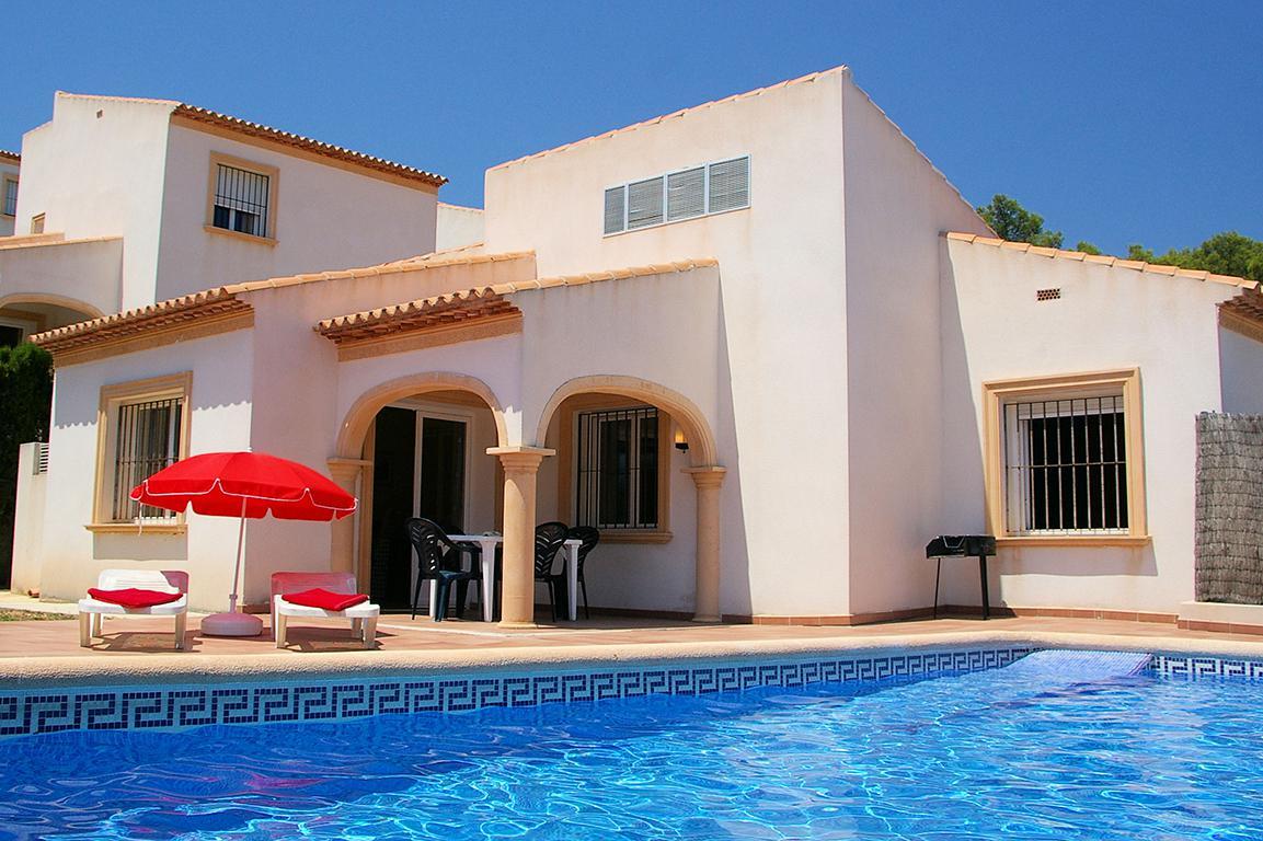 Villa's Monte Javea met privézwembad - inclusief huurauto