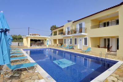 Meer info over Aparthotel Aphrodite  bij Sunweb zomer