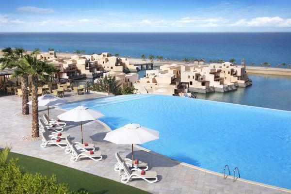 Hotel The Cove Rotana - Ras Al Khaimah