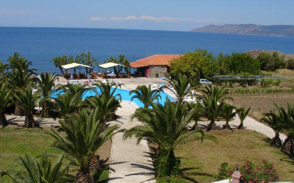 Hotel Aphrodite - Molivos (Eftalou)