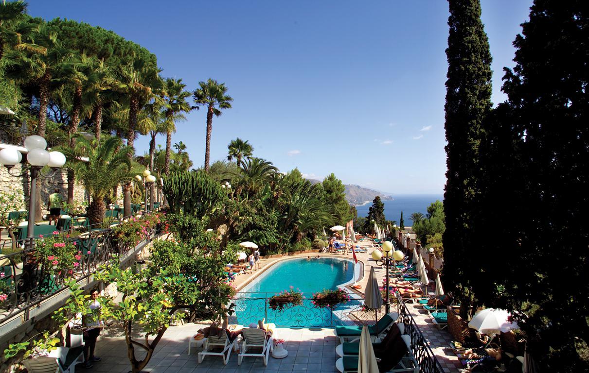Vakantie Hotel Ariston in Taormina (Sicilië, Italië)