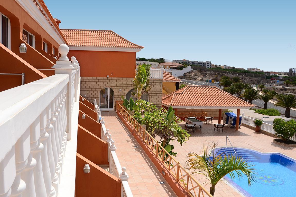Fly-Drive Appartementen Callaomar - inclusief huurauto in Callao Salvaje (Tenerife, Spanje)