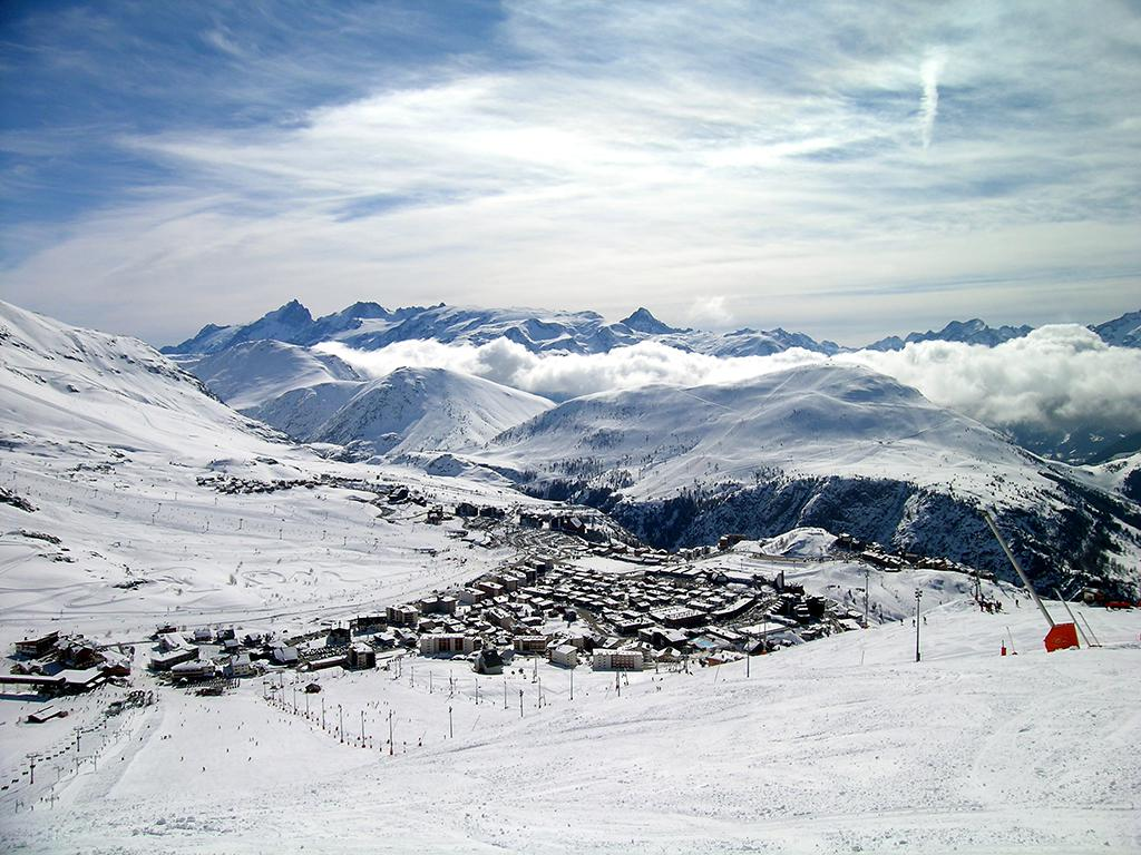 Alpe d'Huez - Totally Aftershock - Résidence Quartier Bergers