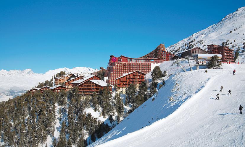 Hotel Club Belambra L'Aiguille Rouge