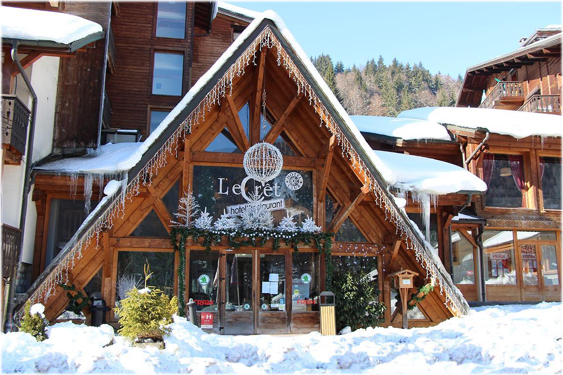 Hotel Club Le Cr�t