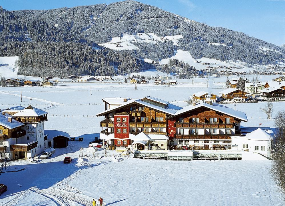 Hartl: Hotel in Flachau inclusief skipas