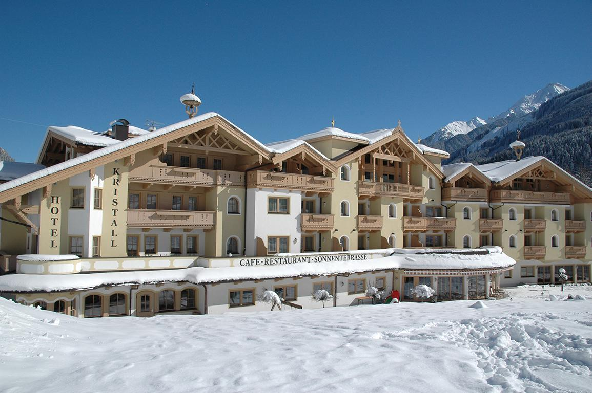 Hotel Finkenberg - Hotel Kristall - Kort verblijf