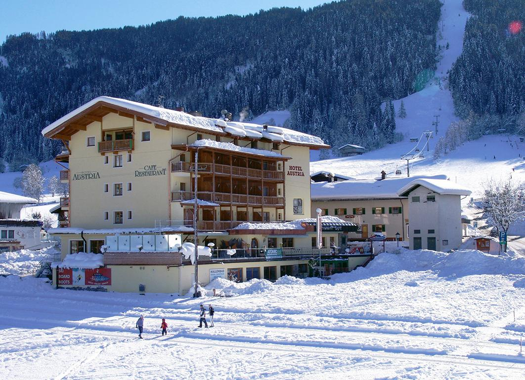 Hotel Austria Halfpension Tirol