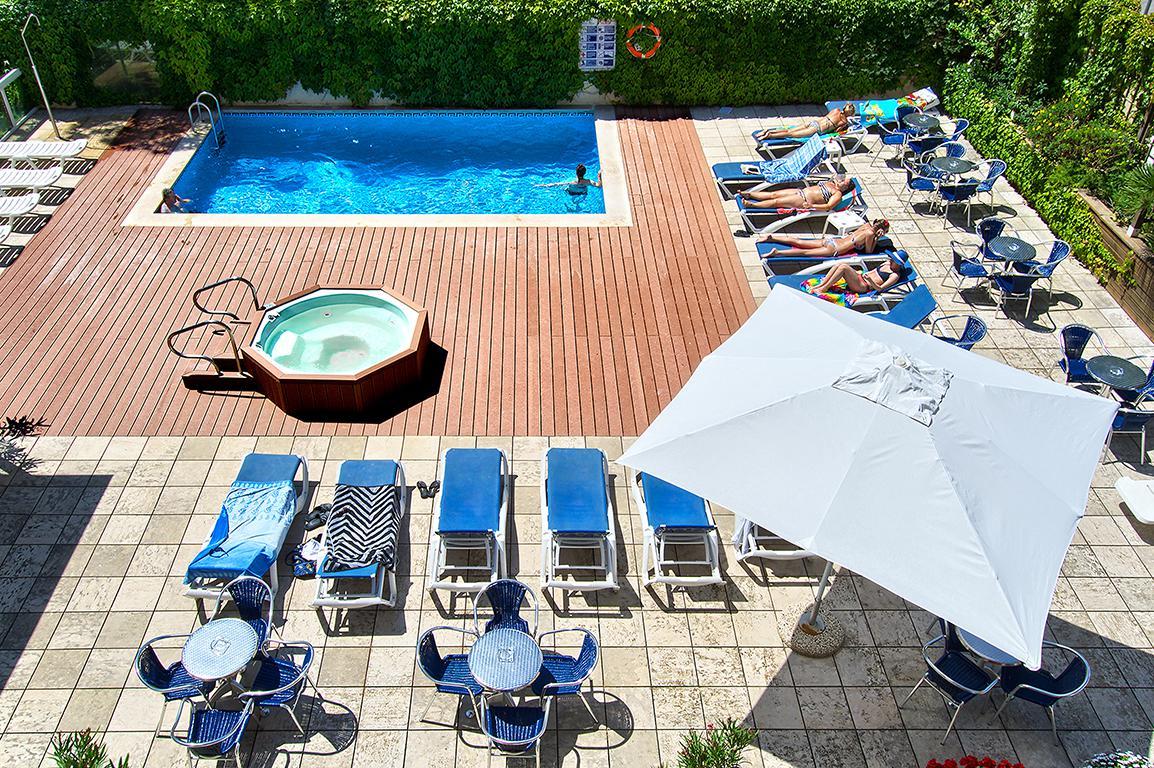 Vakantie Hotel Boix Mar in BLANES (Costa Brava, Spanje)