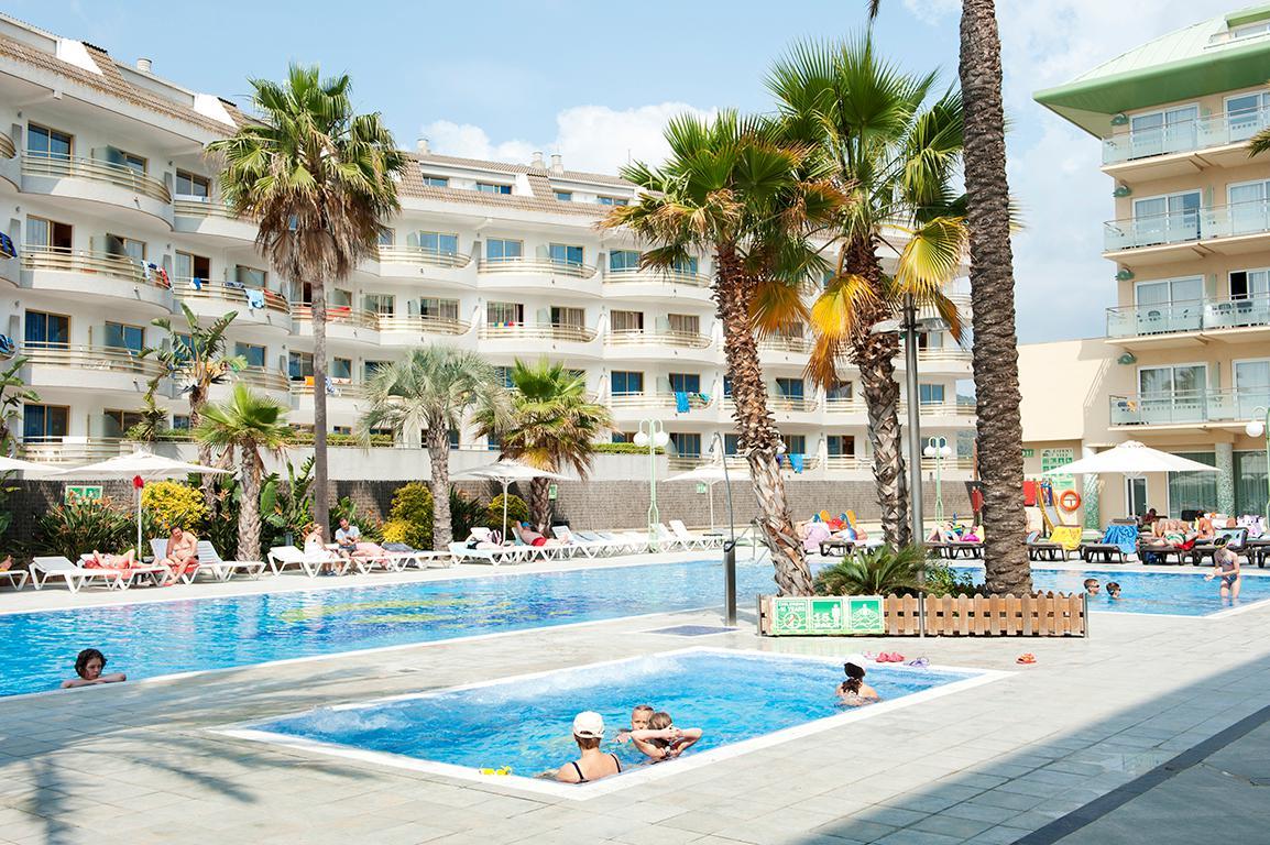 Vakantie Hotel Caprici Verd in Santa Susanna (Costa Brava, Spanje)