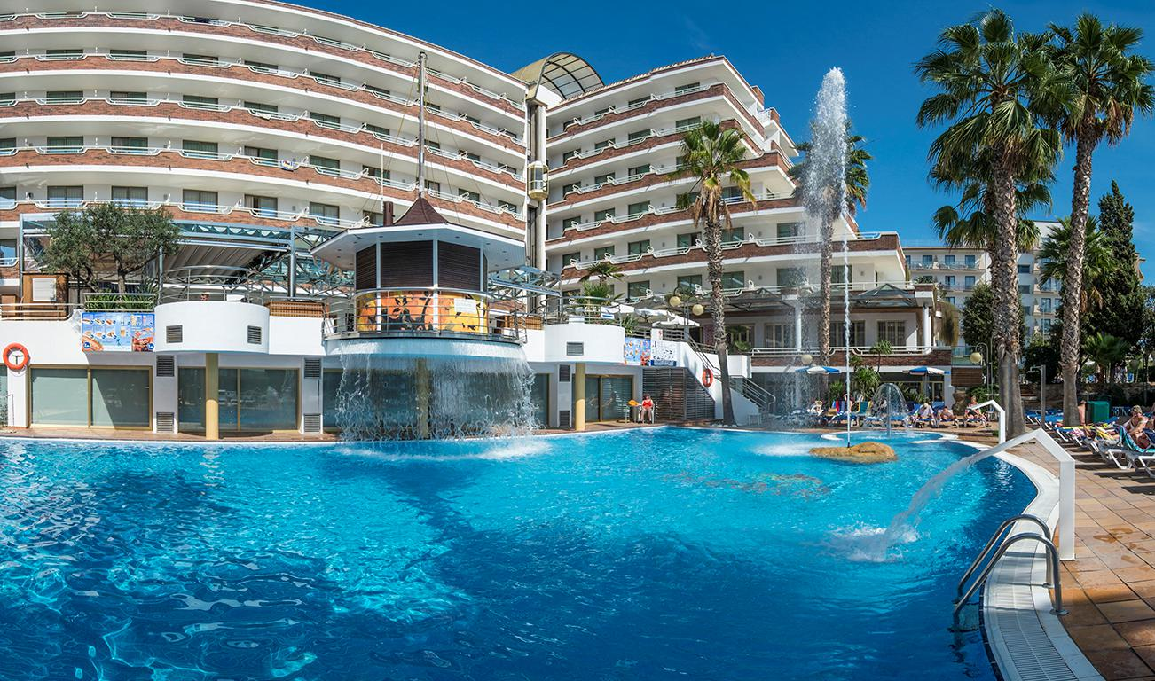 Hotel Indalo Park - Santa Susanna