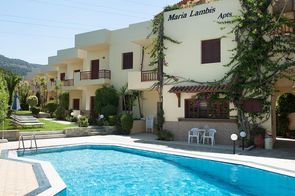 Meer info over App. Maria Lambis  bij Sunweb zomer