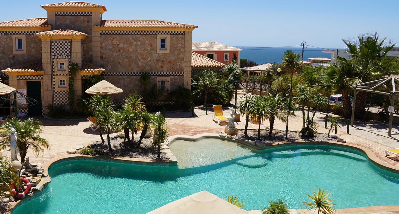 Quinta do Mar da Luz Resort (ontbijt) inclusief huurauto