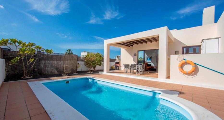 Villa's Las Buganvillas - inclusief huurauto