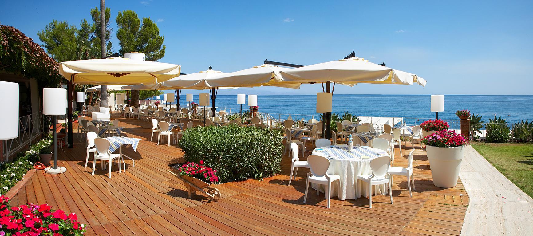Vakantie Hotel Caparena in Taormina (Sicilië, Italië)
