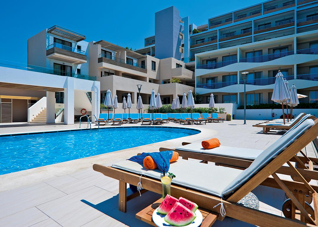Aparthotel Iolida Beach (logies)