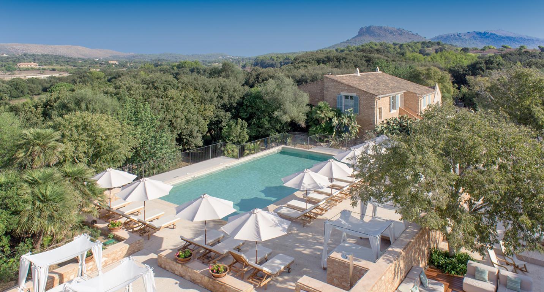 Hotel Rural Predi Son Jaumell - inclusief huurauto