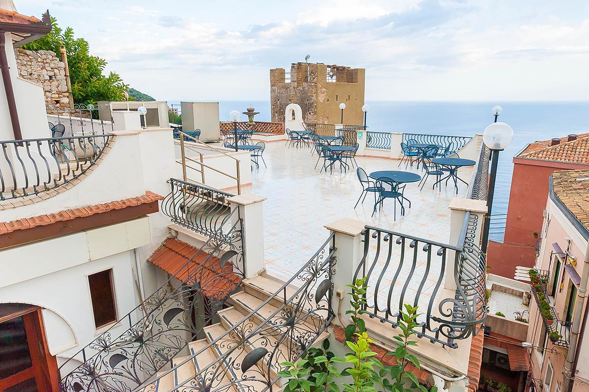 Vakantie Hotel Vello d'Oro in Taormina (Sicilië, Italië)