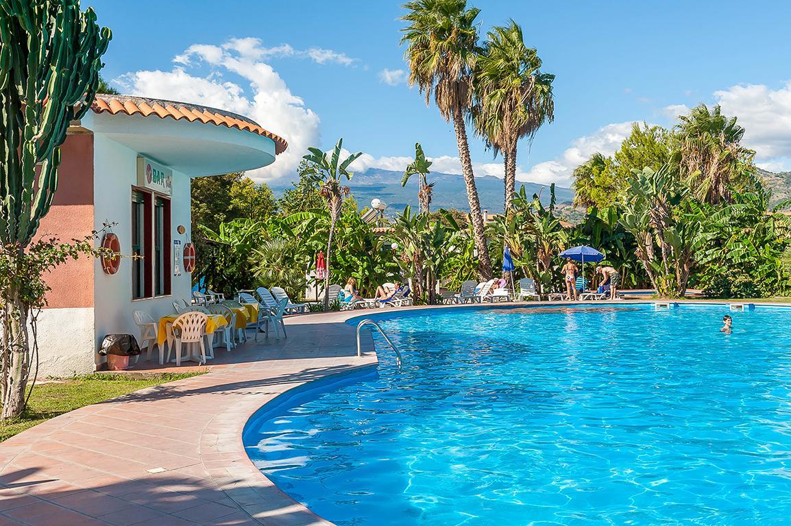 Vakantie Appartementen Villaggio Alkantara in Giardini - Naxos (Sicilië, Italië)