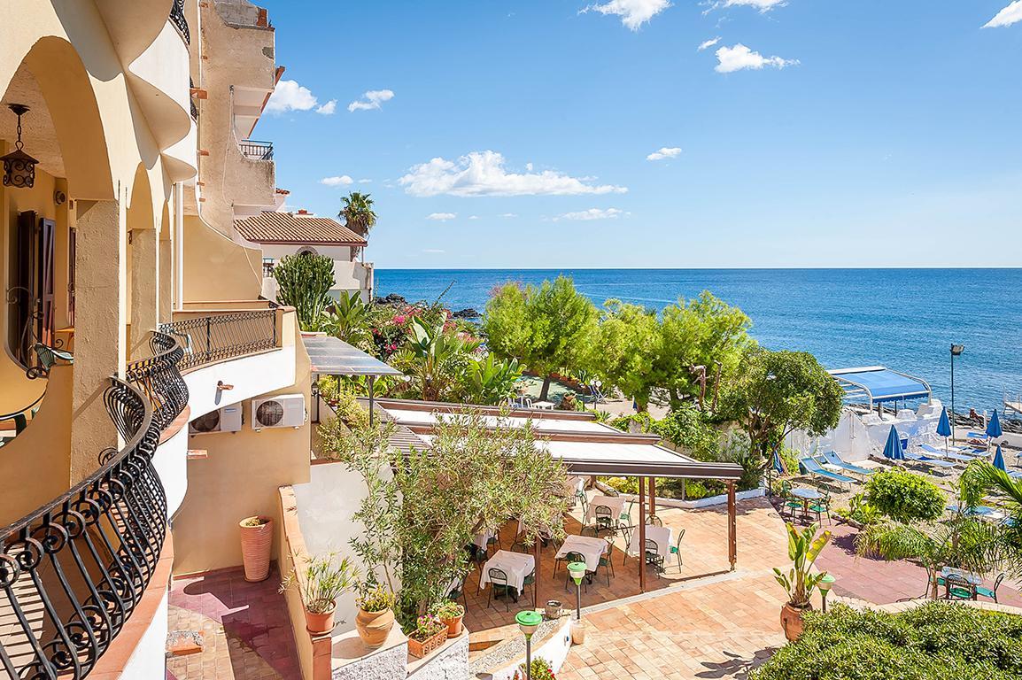 Vakantie Hotel Kalos in Giardini - Naxos (Sicilië, Italië)