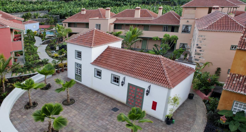 Hotel Hacienda de Abajo inclusief huurauto