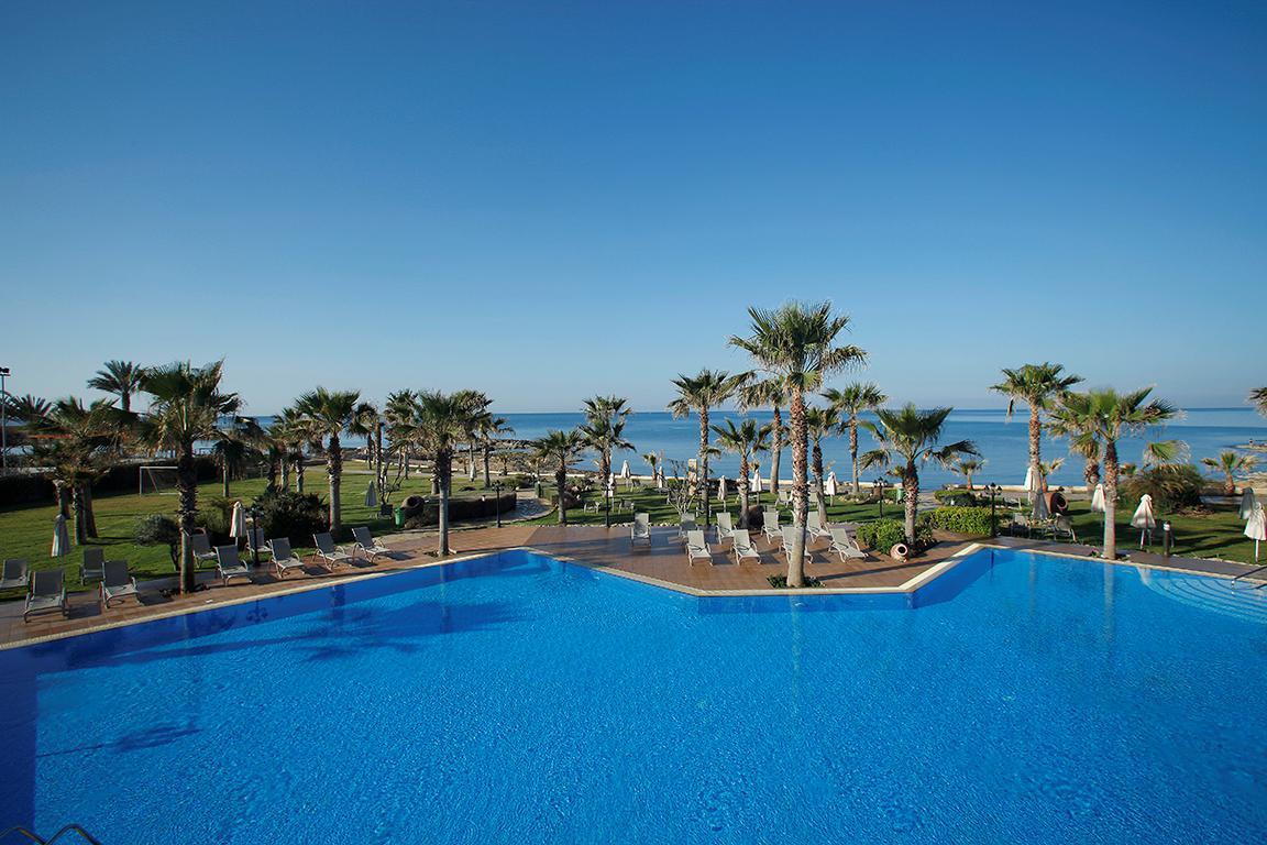 Hotel Aquamare Beach & Spa - winterzon