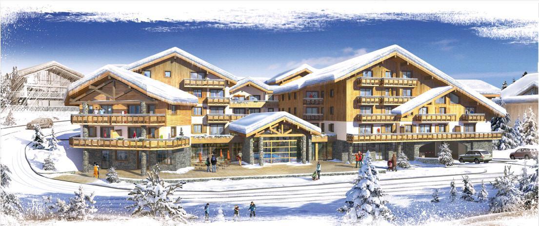 Résidence Le Cristal de l'Alpe