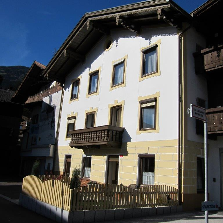 Pension Fugen - Haus Laimbock