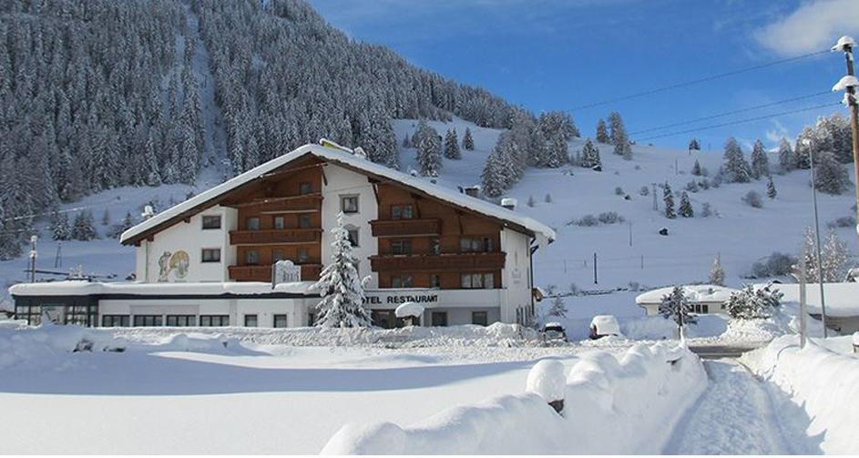 Hotel Nauders - Hotel Bergblick