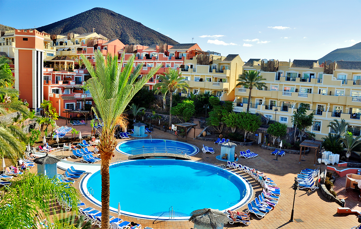 All inclusive vakantie Appartementen Granada Park - all inclusive in Playa de las Américas (Tenerife, Spanje)