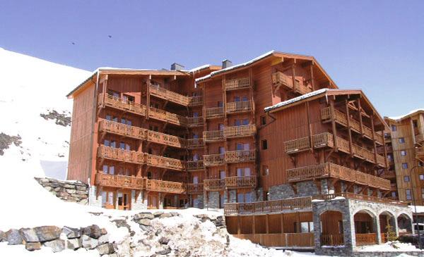 Residence Chalet 6 Quartier Balcons