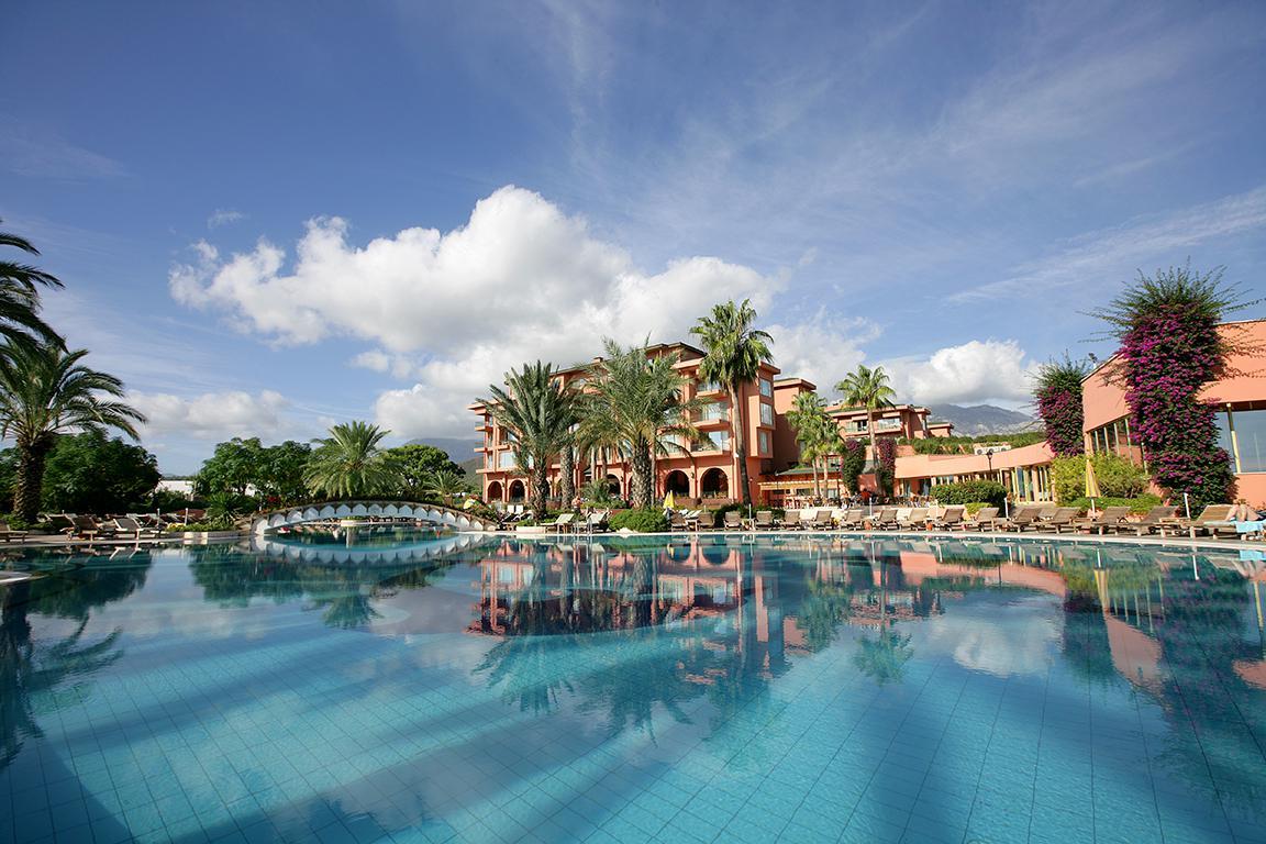 Sfeerimpressie Hotel Fantasia De Luxe Kemer